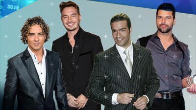 Ellos también se lucen: mira a los famosos que han marcado la alfombra de Premio Lo Nuestro