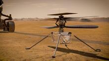 La NASA alista el sobrevuelo de su helicóptero Ingenuity en la atmósfera marciana