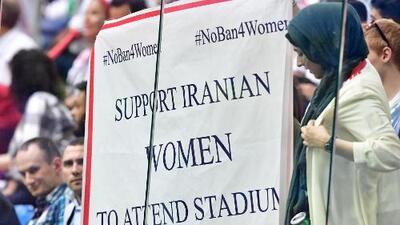 ¿Sería viable una suspensión de la FIFA a Irán?