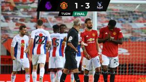 El United es goleado; Arsenal y Everton ganan por segunda ocasión