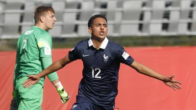 Francia y Paraguay golean en su presentación en el Mundial Sub 17 de Chile