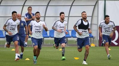 Así sería el 11 con novedades que prepara Argentina ante Croacia