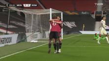 ¡Una locura de partido! Cavani firma doblete y el 3-2 ante la Roma