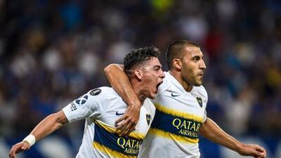 Boca Juniors enfrentará a Palmeiras en las semifinales de la Copa Libertadores