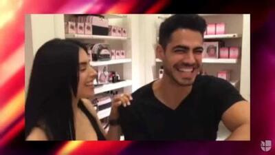 Jessica Cediel le cumplió el sueño a Roberto de conocer a Adriana Lima