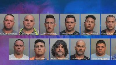 Ante una corte fueron presentados 13 de los acusados por la compra y venta ilegal de gasolina en Miami-Dade
