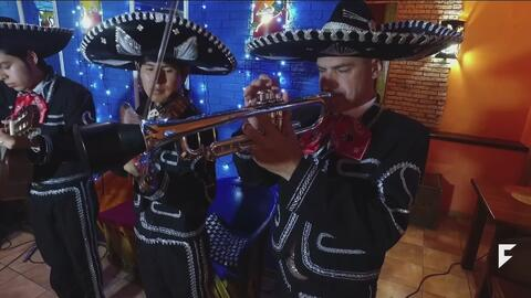 Mexican Folk music is a surprise hit in Russia
