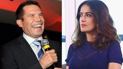 Julio César Chávez se puso nervioso cuando Raúl le preguntó sobre Salma Hayek y El Chapo