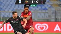 Primera titularidad y triunfo de Bryan Reynolds con la Roma en Italia