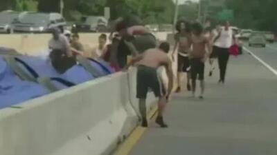 Otro joven fue apuñalado en El Bronx y la policía cree que es la misma banda que mató al dominicano