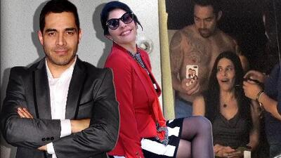 Este fue el striptease que Omar Chaparro le hizo a La Secretaria