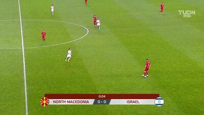 Highlights: Israel at North Macedonia on November 19, 2019