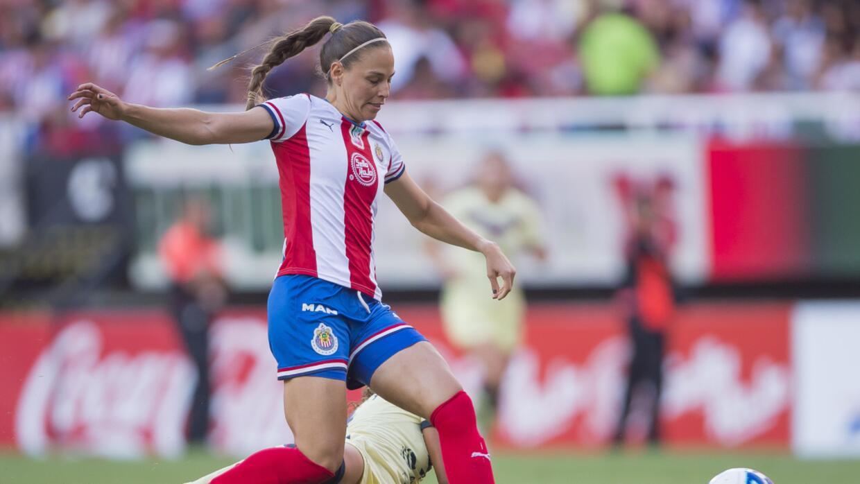 Conoce la historia de Janelly Farías, jugadora de Chivas Femenil | Deportes Liga MX Femenil | TUDN Univision