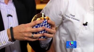 Receta de Asado Negro con el chef Carlos Estévez en Despierta América