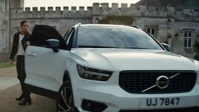 Lo que tienes que saber de la Volvo XC40, la SUV de Lara Croft en Tomb Rider