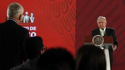 El intercambio entre Jorge Ramos y AMLO: ¿está subiendo o bajando la criminalidad en México?