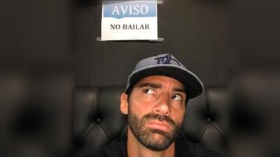 Un huracán (y no Adamari López) le impidió a Toni Costa regresar a Mira Quién Baila
