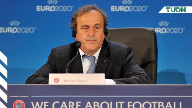 """Michel Platini sobre el VAR: """"Pienso que es una gran mier$&!"""""""