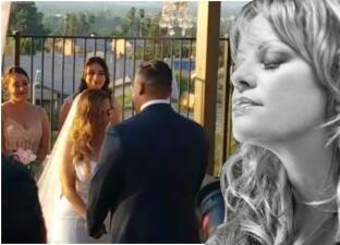 Jenni Rivera fue la más dulce protagonista de la boda de su hermano Juan