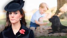 Luto para Kate Middleton y sus tres hijos: el príncipe William y su familia se despiden de un querido miembro