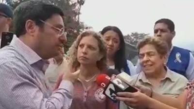 Congresistas de Florida visitaron la frontera de Colombia y Venezuela como parte del compromiso de ayuda