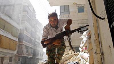 El gobierno sirio retoma el control de Alepo y pone fin a años de combate con los rebeldes