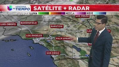 Emiten advertencia por fuerte viento para el condado de Santa Clarita