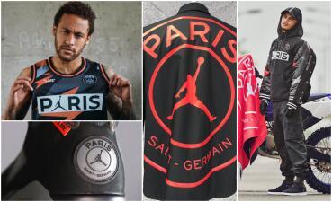¿Se queda? Neymar protagoniza el primer vistazo de la nueva colección Air Jordan del PSG
