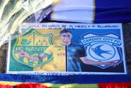 Entre disputas y homenajes se cumple un año del accidente de Emiliano Sala