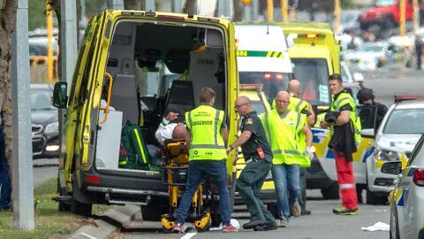 Principal sospechoso de la masacre en Nueva Zelanda transmitió el ataque por Facebook durante 17 minutos