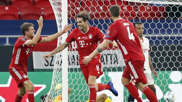 Bayern busca en la Supercopa alemana su quinto título del año