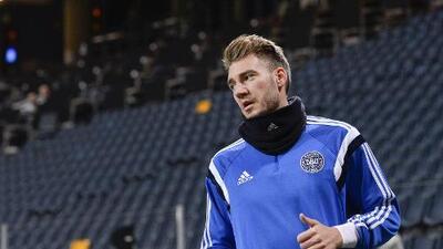 Nottingham Forest se hace gratis con el danés Nicklas Bendtner