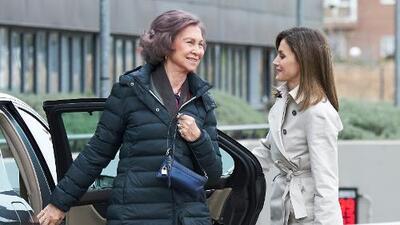 Letizia hizo algo insólito para hacer las paces con Sofía pero los expertos creen que fue una farsa