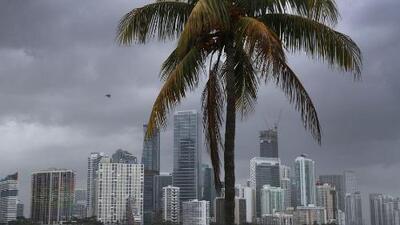 Miami se prepara para recibir algunos chubascos al caer la tarde de este miércoles