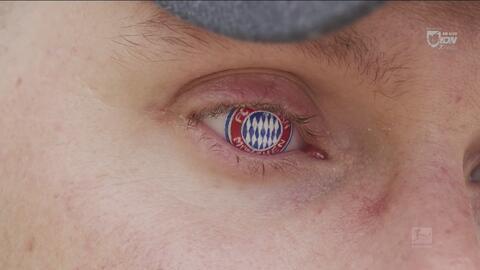 Fan de por vida: un aficionado del Bayern Munich que 'no pierde vista' a su equipo