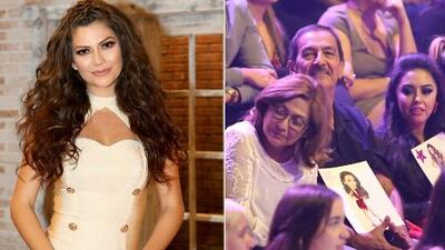 Ana Patricia cumplió el sueño de volver a reunir a sus papás en la gran final de Mira Quién Baila