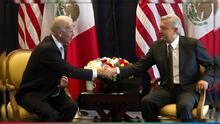 Biden y López Obrador pautan su primera reunión desde que el mandatario estadounidense asumió la presidencia