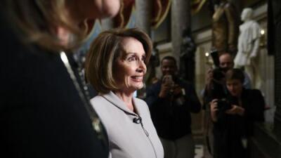 Nancy Pelosi invita a Trump a dar su discurso del Estado de la Unión el 5 de febrero