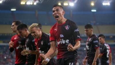 Con polémica, pero Atlas ya ganó, se impuso 1-0 a Veracruz