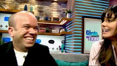 Livia Brito quedó enternecida, Carlitos 'El productor' le contó porque su hijo se llama Sebastian