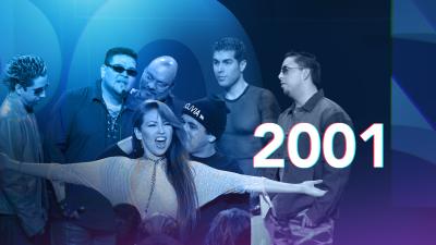 Paquita, Celia, A puro dolor y ¡Bomba!: todo lo que sucedió en Premio Lo Nuestro 2001