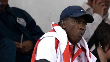 Fútbol ecuatoriano lamenta muerte de Estupiñán, su primer goleador en México