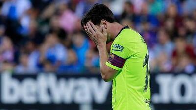 ¿Es como para preocuparse? Barcelona perdió con Leganés y se le viene un calendario durísimo