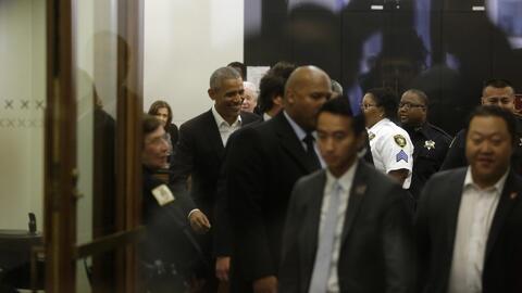 'Chicago en un Minuto': expresidente Barack Obama fue excusado por la corte y no será jurado