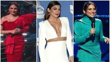 Rojo, blanco y verde, los colores con los que Ana Brenda Contreras conquistó en Latin GRAMMY 2020