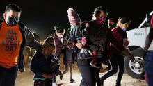 Más de 172,000 indocumentados ingresaron a EEUU en marzo por la frontera sur, incluidos 19,000 menores no acompañados