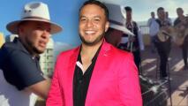 Lorenzo Méndez responde con esta broma a las acusaciones de que no paga a sus músicos