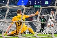 CR7 y Morata salvaron el desastre de la Juventus con agónico gol