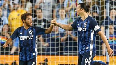 """Jona: """"Zlatan es un jugador de otro nivel; no se lo puede comparar con nadie en MLS"""""""