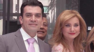 Jorge Salinas quiere un hijo de Elizabeth Álvarez